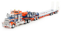 Kenworth T908 w/ Drake Trailer - 10 Year Anniversary - 1:50 Model #ZT09216 New!