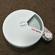 Cat Mate C50 Automatic 4 Day Feeder. Holds 5 Meals