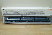 Märklin H0 3481 +4081 3-Teiliger Train GM EMD F7 Texas & Pacific Digital Mint
