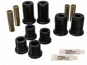 For 1988-2000 GMC C3500 Control Arm Bushing Kit Front Energy 43414MV 1989 1990