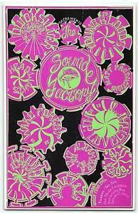 Quicksilver Messenger Service Rare Handbill Sound Factory Sac Opening Night 1968