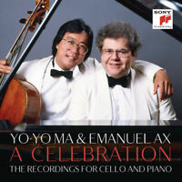 Yo-Yo Ma & Emanuel Ax : A Celebration - The Recordings For Cello And Piano (CD)