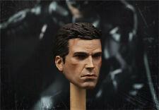 HOT Injured Cartoon game Batman Arkham Knight 1/6 head sculpt Can match hot toys