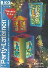 """Bastelbuch gebraucht """" Partylate..."""