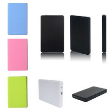 1TB Portable USB3.0 Mobile Hi-Speed External Hard Drive Disk Desktop Cover Case