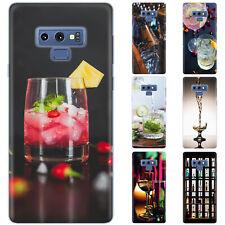 dessana Alkohol Schutz Hülle Case Handy Tasche Cover für Samsung Galaxy S Note