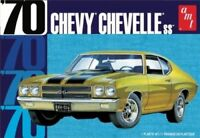 AMT 1143 1/25 1970 Chevy Chevelle SS Model Car NEW SEALED KIT MIB FREE SHIP