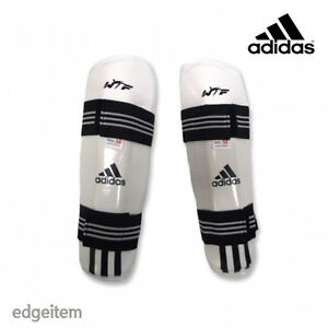 Adidas Taekwondo Shin Pad Protector (WTF Approved) - ADITSP01