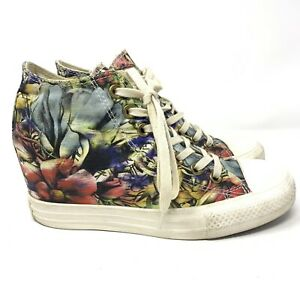 Converse Chuck Taylor All Star Mid Top Athletic Shoes for Women ...