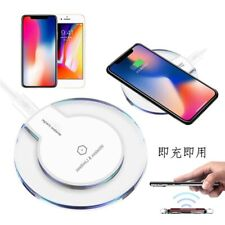 15W K9 Wireless Charger Charging Dock Pad Mat For Samsung S10 iPhone 8 X XS !