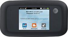 ZTE MF923 Velocity (AT&T Unlocked) 4G LTE Mobile WiFi Hotspot Black