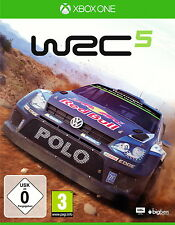 WRC 5 - FIA World Rally Championship - Xbox One *Neuwertig *