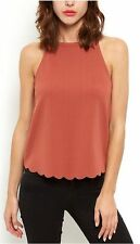New Look Women's Cropped Cami Vest Tops & Shirts