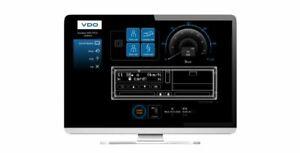 VDO Simulator digitaler Fahrtenschreiber DTCO 1.4 - 4.0 Tachograph 2910002305700