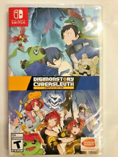 Digimon Story Cyber Sleuth: Complete Edition Nintendo Switch NEW!