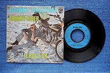 JOHNNY HALLYDAY / SP PHILIPS 6009 545 / 09-1974 ( F )