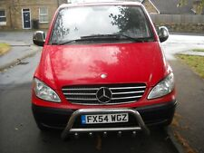 2004  Mercedes-Benz-Vito 111cdi xlwb 2148cc TD panel van.mot till october