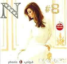 Nancy Ajram-N #8 album (2014) NUOVO!!!