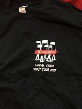 Depeche Mode Local Crew Xl T-Shirt - Spirit Tour 2017
