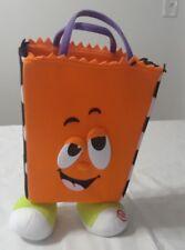 Hallmark Halloween Toe Tappin Trick Or Treater Bag