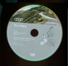 Audi Westeuropa DVD France Spain UK RNS-E 2018 A6 S6 RS6 C5 4B A4 S4 RS4 8E B6