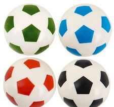 12 Super Soccer Ball Bouncy Party Favors 1 inch Birthday Superballs New Football