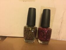 Opi nail polish - Blush Hour G35 & Chasing Rainbow G36