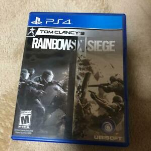 PS4 Rainbow Six Siege from Japan 4949244003742 Japanese ver from Japan