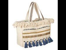 John Lewis AND/OR Neutral Tote Cream Bag RARE!!!!