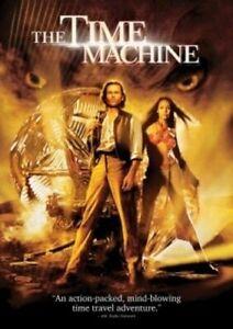 TIME MACHINE NEW DVD
