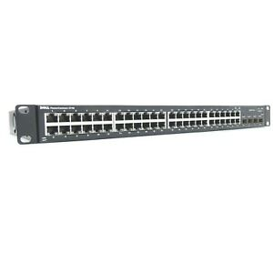 Dell PowerConnect 2748 Gigabit Managed Switch