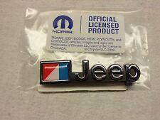 AMC/Jeep emblem, CJ Laredo, CJ emblem, Jeep  emblem