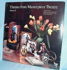 LP FACTORY SEALED Soundtrack TV Masterpiece Theatre Volume II