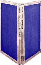 CASE OF 12 Flanders 20x22-1/4x1 Inch Spun Fiberglass Air Filters 10055.01202214