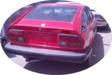 Alfa Romeo GTV  V6 / 2500cc / 1984  Alfetta  /  (  WRECKING ) 1 Bulb