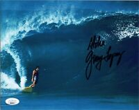 "GERRY LOPEZ Authentic Hand-Signed ""Mr. Pipeline ~ SURFING"" 8x10 Photo (JSA COA)"
