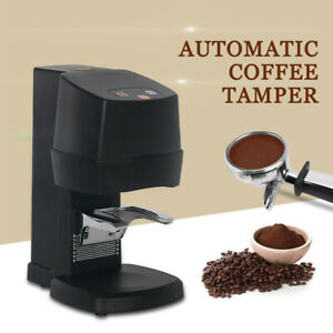 Commercial 58MM Electric Automatic Coffee Tamper Professional For Espro AU Plug