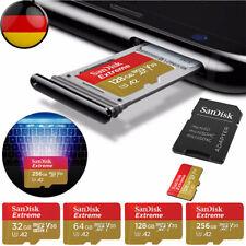 SanDisk ULTRA micro SD Speicherkarte Original 32GB 64GB 128GB 256GB Memory Card#