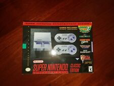 DS NEW Super Nintendo Entertainment System SNES Classic Edition Mini Console US
