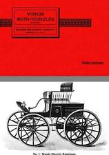 Fisher Equipment (c1900) - Woods Moto = Vehicles (Electric)