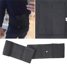 Concealed Waist Belly Band Holster Handgun Gun Carry Band/Zipper Bag AL