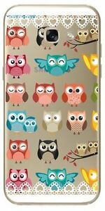 S8 Plus (S8 Fancy Case Cover Quality for Samsung Galaxy S8 Plus (Owl)