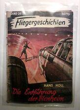 Fliegergeschichten Band 26 Entführung der Blenheim  in Schutzhülle