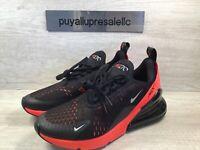 Details about Juniors Nike Air Max 270 GS Khaki Black Trainers Shoes 943345 301 UK 4_5.5