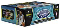 2020-21 Panini Certified Basketball Hobby Box *Break* --Random 2 Team-- *READ