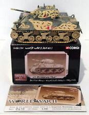 Corgi 1/50 Scale CC51004 - M4 A3 Sherman Tank - BA Royal Scots Greye Italy 1943