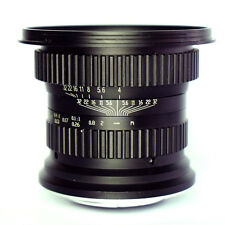 Jintu15mm F4  1:1 Wide Angle Macro Lens For Canon EOS 50D 60D 70D 6D 7DII Camera