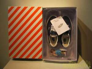 Vans Era BEAMS 50th Anniversary US 7.5 With Figure Excellent