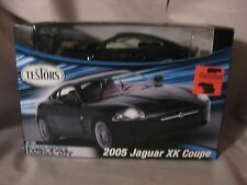 2005 Jaguar XK Coupe Metal Model Kit #641000 Silver Series By Testors 2010  md74