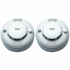 EasyFit DIY Friendly Wireless & Easy to Pair Alarm Smoke Detector Twin Pack